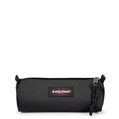 Eastpak Benchmark Single Astuccio, 21 cm, Nero (Black)