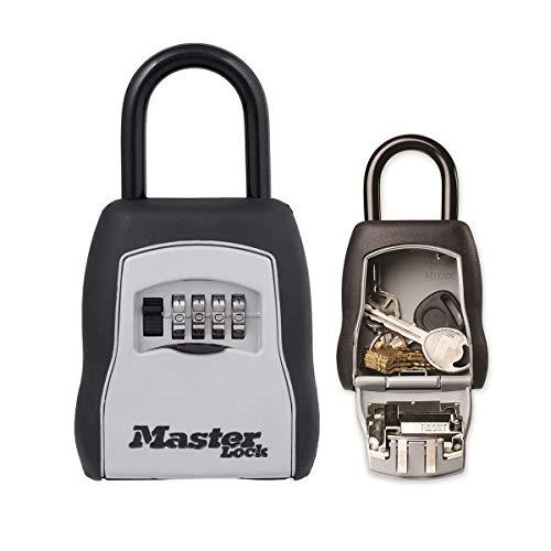 MASTER LOCK Cassaforte per Chiavi [Medio] [con Arco] - 5400EURD - Casseta di Sicurezza per Chiavi