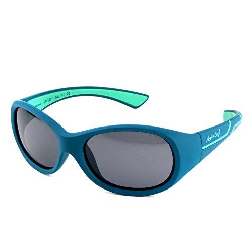 ActiveSol Occhiali da sole sportivi per bambini   da bambina e da bambino   100% protezione UV 400  ...