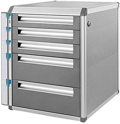 GBX Classificatori multifunzione, schedari Cassettiere in lega di alluminio Cassettiera Unità...