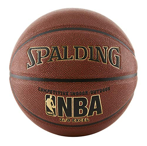 Spalding Zi/o Excel torneo Basketball–Official Size 7(74,9cm)