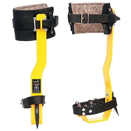 TreeUp DR 4 Ramponi per arrampicata su alberi resistenti al gelo accessorio per arrampicata