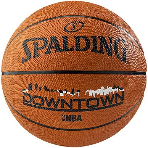 Spalding Downtown - Pallone da basket, misura 7